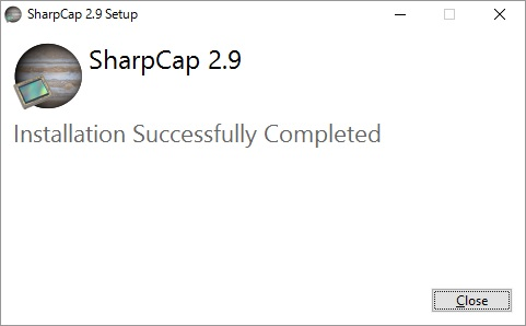 Sharpcap5